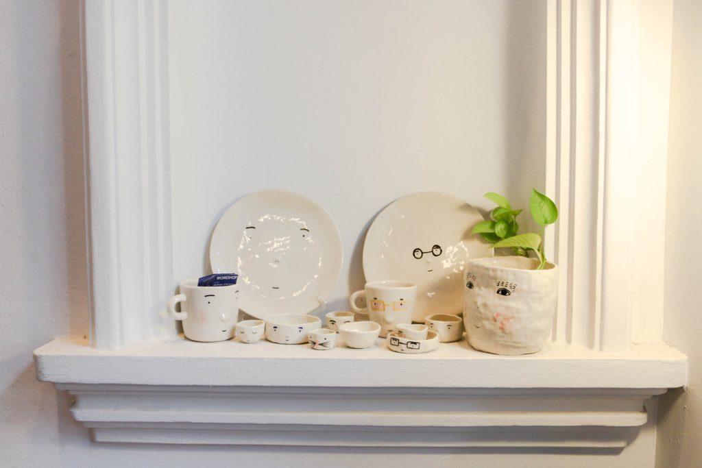 ceramic show room