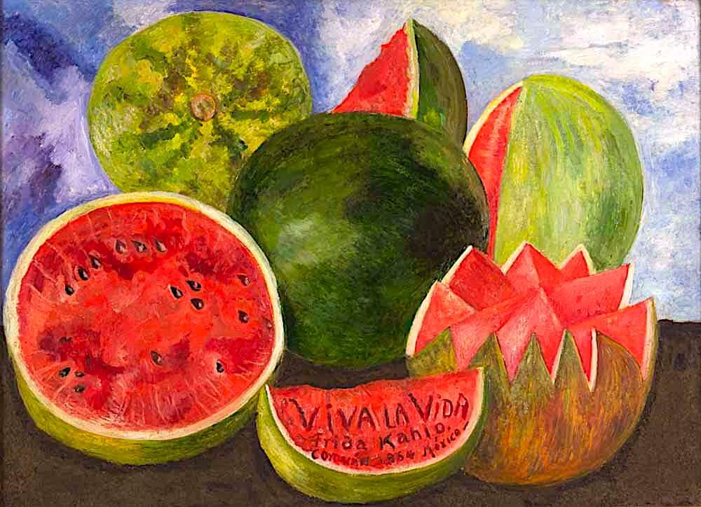 ฟรีด้า – Viva la Vida, Watermelons